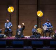 Sydney - January 21, 2017: The Alim Qasimov Ensemble  perform during the 2017 Sydney Festival (photo by Jamie Williams/Sydney Festival)