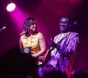 Sydney, January 16, 2018: Bassekou Kouyate & Ngoni Ba perform at the 2018 Sydney Festival (photo by Jamie Williams/Sydney Festival)