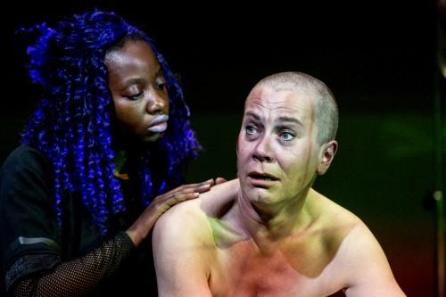 Tariro Mavondo and Jane Montgomery Griffiths. Photos: Brett Boardman.